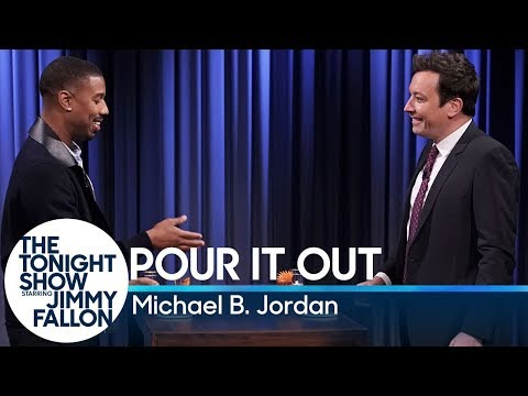 Lauren - Pour It Out with Michael B. Jordan