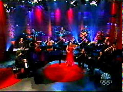 Josh Groban Remember When It Rained Live @ The Tonight Show