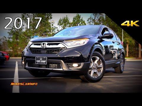 2017 Honda CR-V EX-L - Detailed Look in 4K