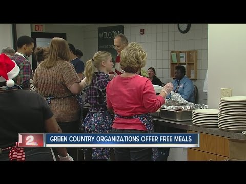 Green Country organizations to provide hot meals