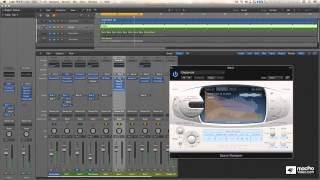 Logic Pro X 102: Core Training: Signal Flow - 13. Beyond the Send - Part 1