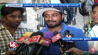 ambati rayudu cricket career
