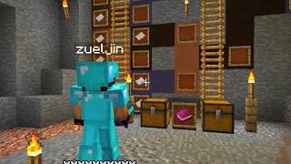 Minecraft - HermitCraft #15: ABBA Caving /w Zueljin