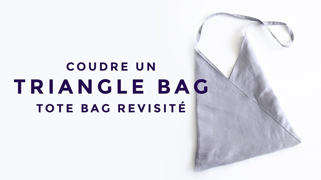 Coudre Un Triangle Sur Youtube Pinterest Bag Vu wn0OPk