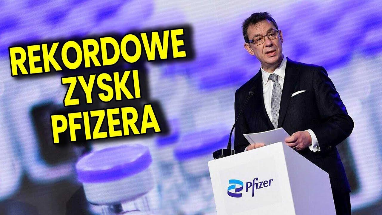 Pfizer Ma Rekordowe Zyski! Zarobili Więcej Niż Zakładano - Q&A Analiza Komentator Finanse Pieniądze