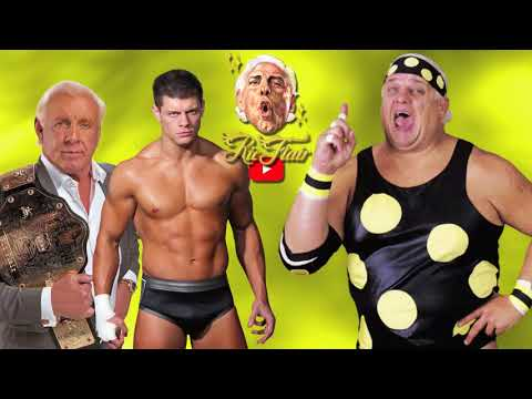 Ric Flair And Cody Rhodes On  The American Dream  Dusty Rhodes