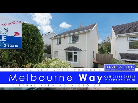 House for Sale - Melbourne Way, Newport - 3 Bedroom - Call 01633 243515