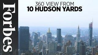 Tour Manhattans Hudson Yards In 360