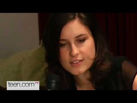 Missy Higgins Interview On the road
