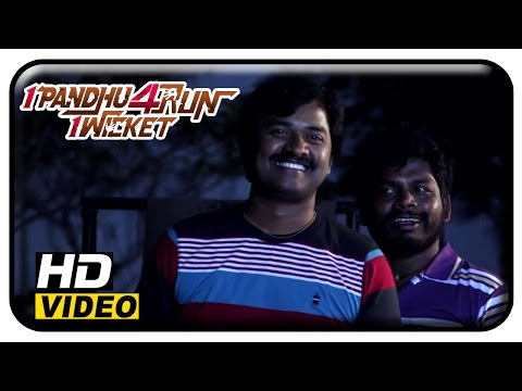 1 Pandhu 4 Run 1 Wicket Tamil Movie | Full Comedy Scenes | Vinai | Hashika | Jeeva | Sentrayan