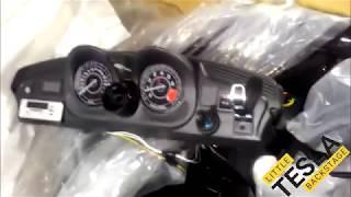 🎬 Детский электромобиль JAGUAR F TYPE перед отправкой