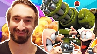 LET'S GO DAD SQUAD!! - Worms Reloaded!
