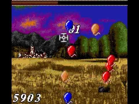 Game Boy Color Longplay [072] Moorhuhn 2 ...Die Jagd geht weiter