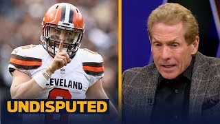Skip and Shannon react to Baker's performance in his 1st NFL start   NFL   UNDISPUTED