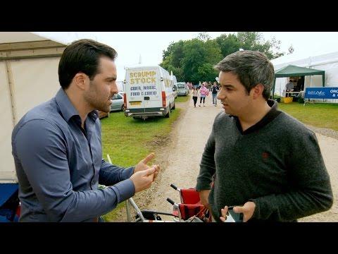 Felipe and Daniel bicker - The Apprentice 2014: Series 10 Episode 8 Preview - BBC One