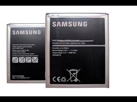 Аккумулятор для Samsung Galaxy J7 (J700) NFC Оригинал