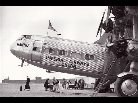 Imperial Airways : The Definitive Newsreel History 1924-1939 - Civil Aviation