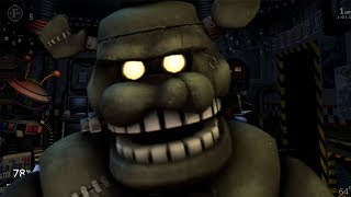 DREADBEAR FROM FNAF VR IS IN UCN! | FNAF Ultimate Custom Night (UCN MOD