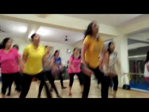 Bhangra Workout  by Shraddha Pandit