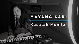 KUSALAH MENILAI ( MAYANG SARI ) - MICHELA THEA COVER