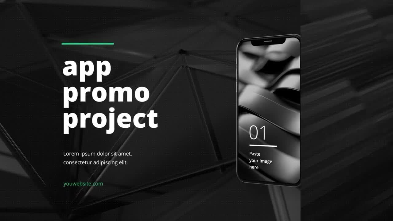 App Promo After Effects Templates - YouTube