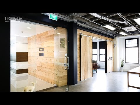 How to achieve a distinctive office interior design on a modest budget – offices for EightyOne