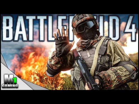 Battlefield 4 - First Time After 2 Years - BF4 PC GAMEPLAY (