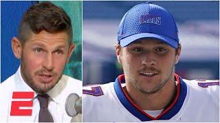 Josh Allen for NFL MVP? Dan Orlovsky makes the case   Keyshawn, JWill & Zubin