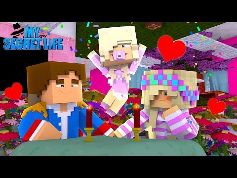 GETTING MOM & DAD BACK TOGETHER w/ Little Donny & Little Leah!! Minecraft Adventure