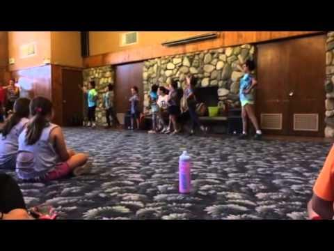 pearl cabin dance at canyon creek camp youtube