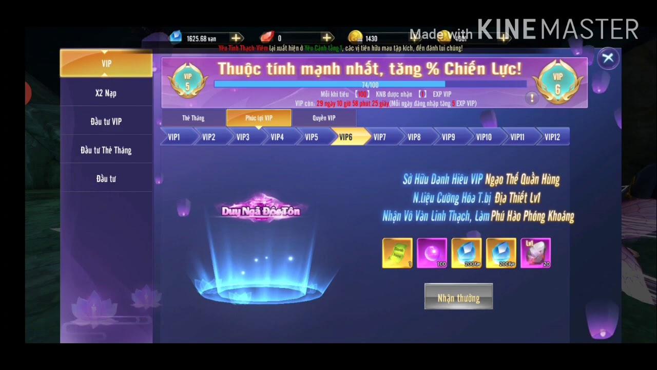 [Alpha Test] Giftcode Ảnh Kiếm 3D: Nhập ngay 4 Mã Quà up VIP 6 trải nghiệm game 05/08/2020