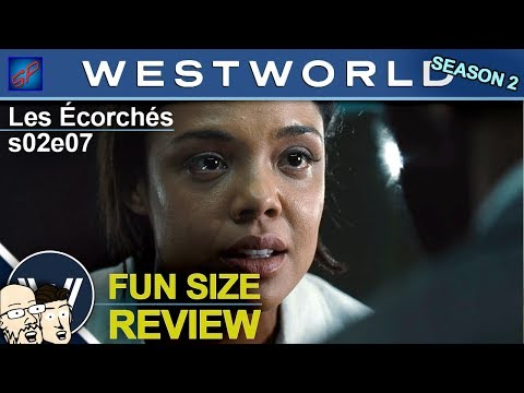 Westworld s02e07 - Quick Review: