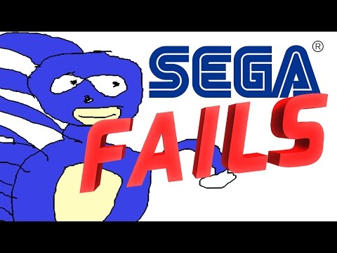 Top 10: Sega Fails Of All Time