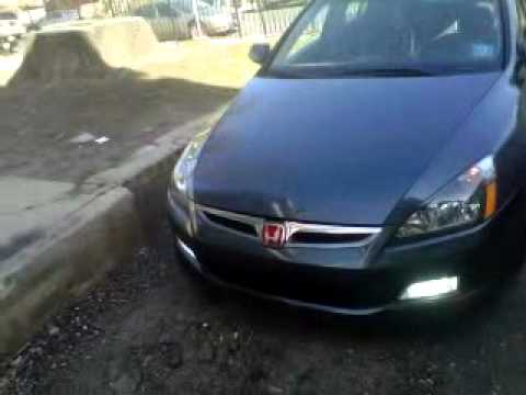 Honda Accord 2010 And Honda Accord 2004 Youtube
