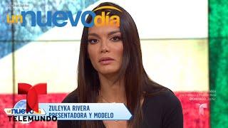 ¡Los famosos sufren y piden por México y Puerto Rico!   Un Nuevo Día   Telemundo