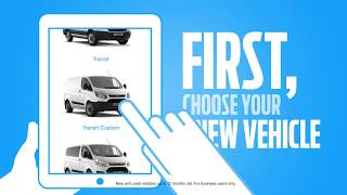 Ford Commercial Vehicle Finance Contract Hire