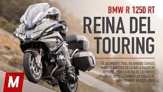 BMW R 1250 RT 2021 | Prueba y opinión