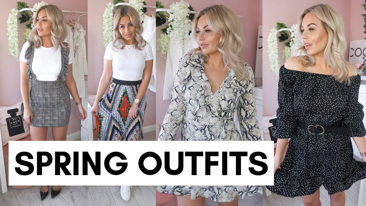 SPRING OUTFIT IDEAS   AD   Lucy Jessica Carter 9