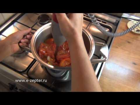 Кетчуп - видео рецепт