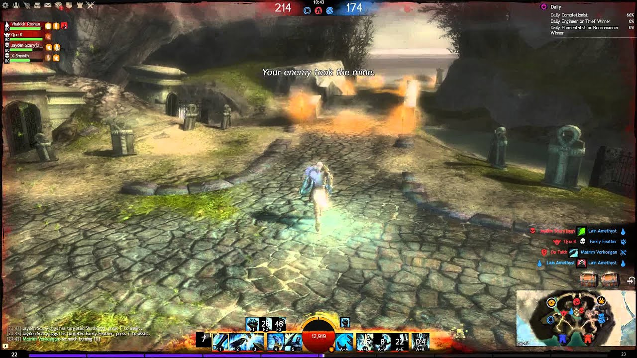 Gw2 highest possible condi dmg in game
