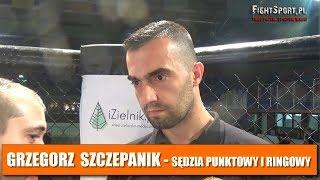 Grzegorz Szczepanik o walkach na gali Wschodni Front 1 - Noc Vikingów