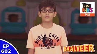Baal Veer - बालवीर - Episode 602 - Manav Travels To Khel-Lok