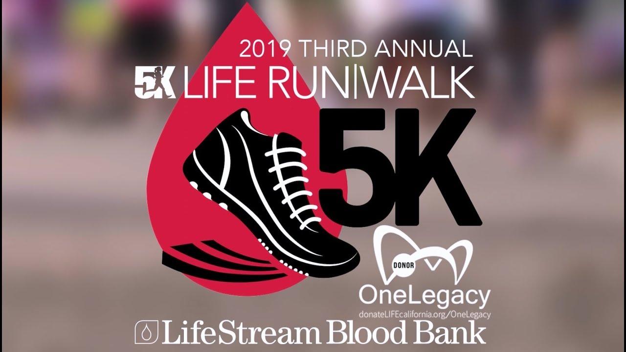 LifeStream Blood Bank5K Run/Walk - LifeStream Blood Bank