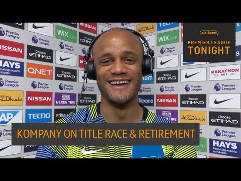 """""""I might have to buy a ticket to my own testimonial!"""" Vincent Kompany talks to PL Tonight"""