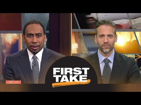 Download Youtube: Stephen A. and Max debate what Lonzo Ball needs to prove against LeBron James | First Take | ESPN