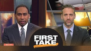 Stephen A. and Max debate what Lonzo Ball needs to prove against LeBron James | First Take | ESPN
