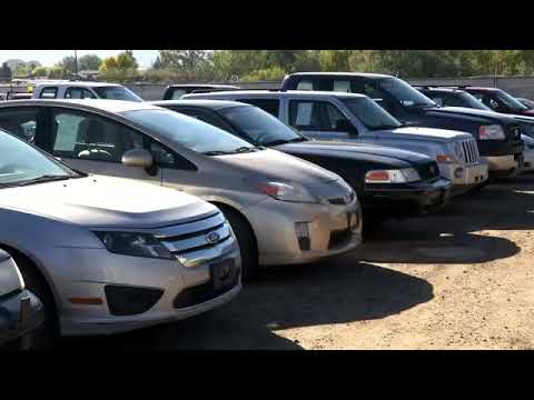 Montana state agency preps for annual vehicle auction