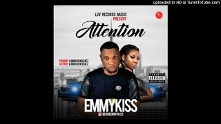 Emmykiss  Attention OFFICIAL AUDIO 2017