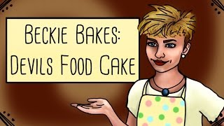 Beckie Bakes: Devil