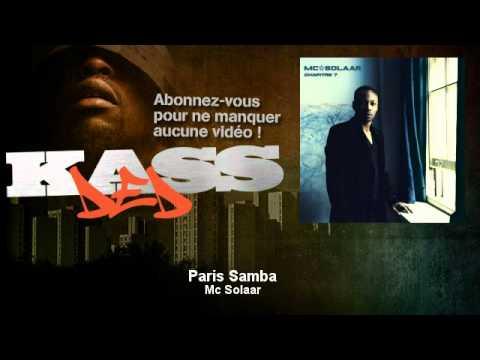 Mc Solaar - Paris Samba - Kassded